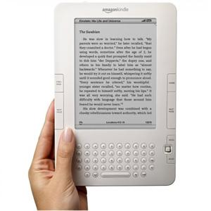 Kindle, el e-book de Amazon, a la venta en España