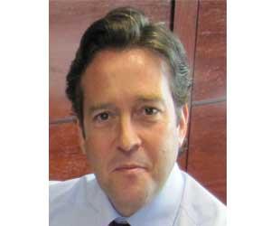 Pablo de la Cueva, director gerente de APGISA