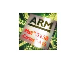 Chip gráfico GPU ARM Mali T-658