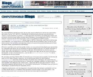 Computerworld lanza su nuevo blog