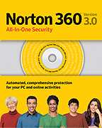 Norton 360 3.0