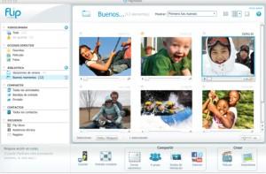 Software FlipShare de Cisco