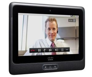 Tablet Cisco Cius con CPU Intel Atom