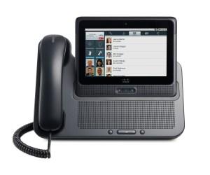Tablet Cisco Cius basado en Android
