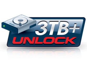3TB+ Unlock