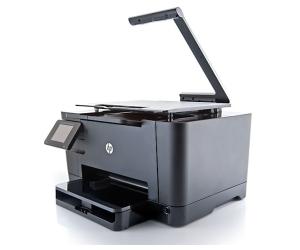 Impresora multifunción HP TopShot LaserJet Pro M275