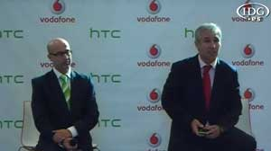 HTC Desire HD y Z con Android OS