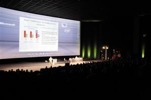 Evento sobre virtualización de Intel y Microsoft