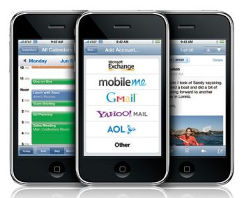 Smartphone iPhone 3G (Apple)