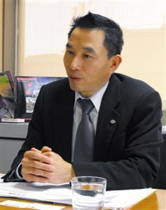 Kevin Wen, presidente de D-Link Europe