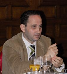 Luis Fernando Rodríguez, jefe de producto de Fibratel