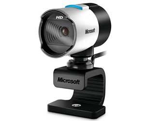 LifeCam Studio, webcam Full HD de Microsoft