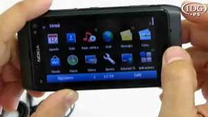 Primer contacto con el Nokia N8