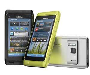 Presentación en Nokia World 2010 de los nuevos Nokia N8
