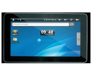 """NVSBL presenta su nuevo tablet de 8"""""""