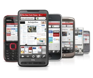 Opera Mini 6 y Opera Mobile 11