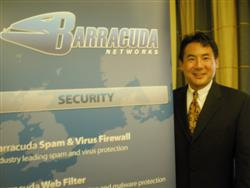 Steve Pao, vicepresidente y responsable de producto de Barracuda Networks
