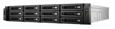 Frontal de la solución QNAP NAS TS-EC1279U-RP