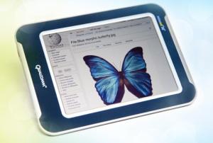 Qualcomm Mirasol Display en e-reader