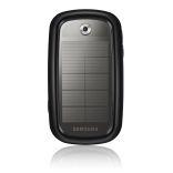 Parte trasera prototipo móvil solar Blue Earth (Samsung)