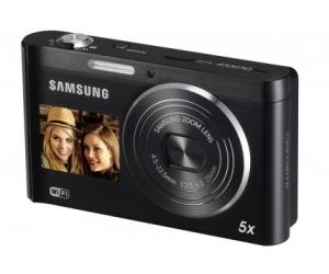 Cámara Samsung DualView DV300F con Wifi