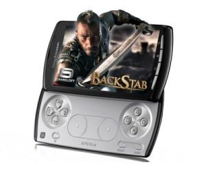 Xperia Play con funciones PSP go