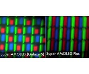 Diferencias de pantallas Super AMOLED vs AMOLED Plus