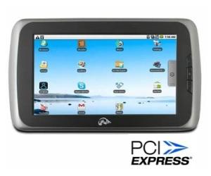 Tablet con PCI Express 4.0