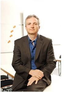 Tom Yeates, director de ventas de canal de HP EMEA