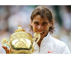 Wimbledon y Rafa Nadal en 3D