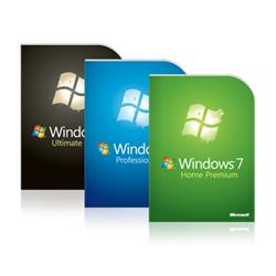 Cajas de Windows 7