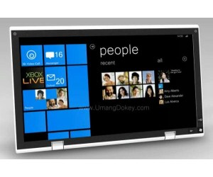 Tablet sin Windows Phone 7