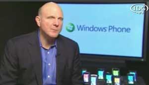 Puesta de largo de Windows Phone 7