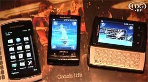 Nuevos Sony Ericsson Xperia