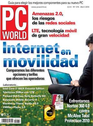 PC World 274 abril 2010