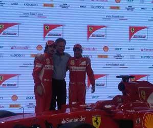 Ferrari actualiza su CPD con Acer