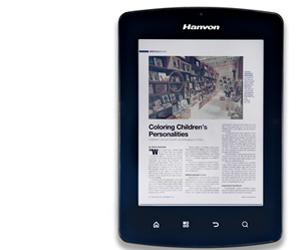 e-reader Hanvon