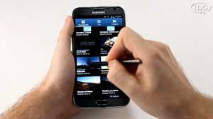 IFA 2012: Samsung lanza Galaxy Note II
