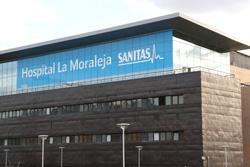 hospital sanitas sanchinarro: