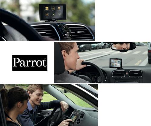 Parrot amplía la gama ASTEROID con los nuevos ASTEROID Smart, Tablet y Mini