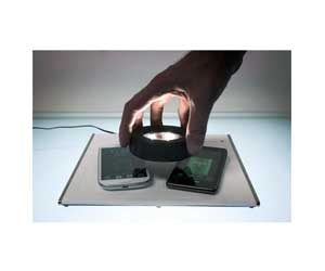 prototipo de prueba de un chip de carga