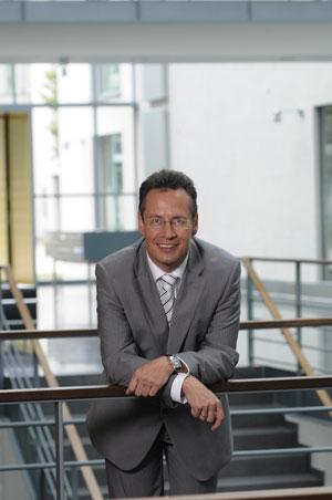 Raimund Genes, CTO de Trend Micro