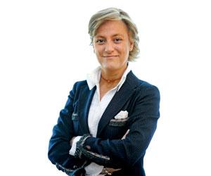 Reyes Justribó, directora general Iberia de Nokia