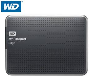 WD presenta el disco duro portátil WD My Passport Edge USB 3.0