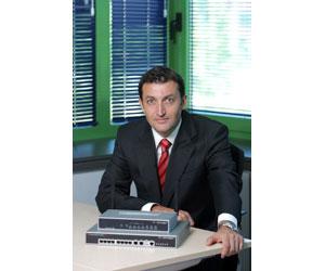 Acacio Martín, responsable de Fortinet en España