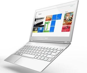 Acer Windows 8 Aspire S7 Iconia