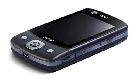 Acer Tempo, smartphone con Windows Mobile