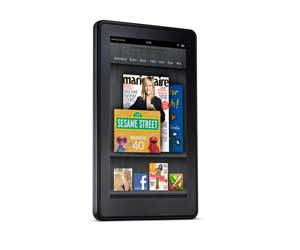 Parecidos y diferencias entre el Kindle Fire y el iPad 2