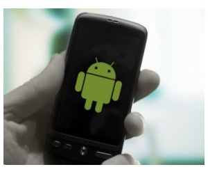 Android smartphones iOS