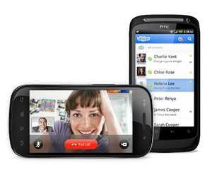 Skype para Android 2.0